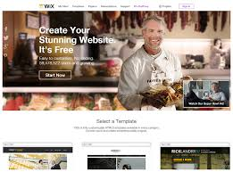 make a free website online easy top 10 free website builders