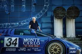 In the 1980s, romano artioli was a very successful car importer and dealer in northern italy, especially for ferrari and several japanese brands. Interview Romano Artioli The Godfather Of The Bugatti Eb110 The Supercar Blog