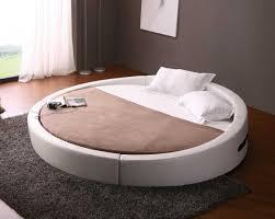Bedroom: Beautiful Modern Round Bed Ikea — Ossocharlotte.com