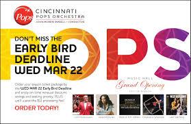 Cincinnati Symphony Seating Chart Cincinnati Symphony Orchestra Design Mill