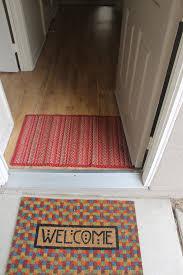 rare front door mat indoor front door mat with cool stripe indoor