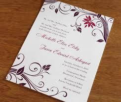 Design Your Wedding Invitation Card Online Design Your Own