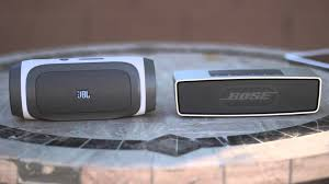 Bose Soundlink Mini Vs Jbl Charge Sound Test Youtube