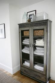 galvanized metal cabinet