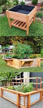 raised pallet garden 28 amazing diy bed gardens a piece of rainbow cozy ideas 680