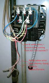 wiring diagram outside ac unit wiring image wiring ac unit wiring solidfonts on wiring diagram outside ac unit