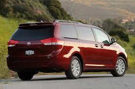 Review: 2011 Toyota Sienna Photo Gallery - Autoblog
