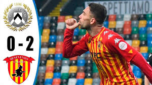 Udinese vs Benevento 0-2 All Goals & Highlights 23/12/2020 HD - YouTube