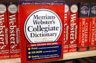 Images & Illustrations of collegiate dictionary