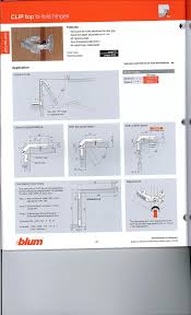 corner cabinet hinge general discussion contractor talk how to install blum