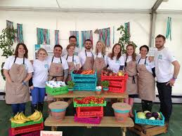 Kitchen Garden Project Jamies Feastival Fun Times Epicurean Adventures