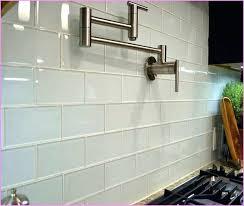 white glass subway tile white glass subway tile designs white glass subway tile with gray grout