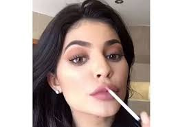 kylie jenner has a 15 step makeup routine and it s intense