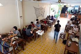 Coffee smith @ maritime piazza, karpal singh drive, penang 140630. George Town S Iconic Cafe Toh Soon Opens A Branch And It S Not In An Alley