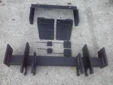 snow way plow sno way snoway 99 02 chevy gmc 1500 suburban snow plow mount subframe