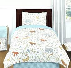 green toile duvet cover large size of blue woodland bedding set 4 piece twin covers queen
