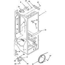 wiring diagram roper refrigerator wiring diagram and schematic refrigerators parts hotpoint dryer roper refrigerator parts model rs22aqxmq00 sears partsdirect house wiring diagram
