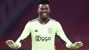 Inter Plot Move For Ajax Goalkeeper Andre Onana & Have Already Offered  Terms, Italian Media Claim