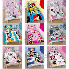 childrens bedroom bedding sets children comforters curtains 2018 including incredible disney mickey minnie mouse single junior duvet cover ideas images