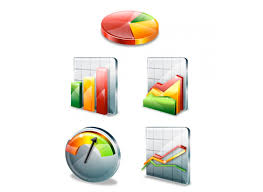 3d Chart Vector Free Vector 3d Chart Icons Creative Beacon