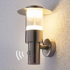 Presence Light Led Presence Detector Outdoor Wall Light Anouk