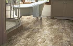 bathroom floor ideas medium size vinyl plank flooring vs traditional wood learn the problems with waterproof