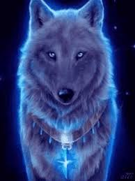 blue wolf background. Beautiful Wolf Blue Wolf Glitter Sparkle GIF  BlueWolf GlitterSparkle GIFs Intended Background D