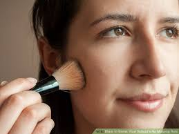 image led break your s no makeup rule step 2