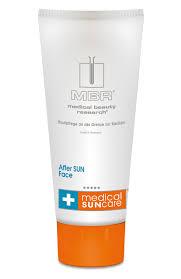 <b>Успокаивающий гель для лица</b> Medical Sun Care After Sun ...