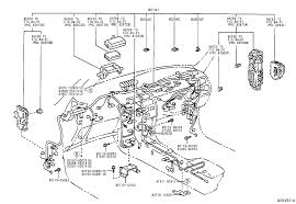 Toyota corolla 2003 electrical wiring diagram