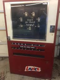 Lance Vending Machine Custom Used Lance 48 Vending Machine Good Condition For Sale In Piedmont
