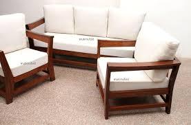 wooden sofa designs wooden sofa set
