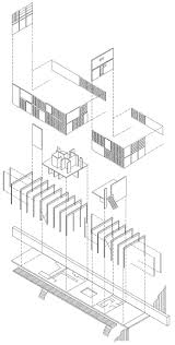 20 best case study house no 8 images on pinterest case study House Plans For Tropical Countries this particular axonometric drawing shows all the separate building components of the eames house, giving insight as to how the structure w house designs for tropical countries