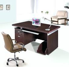 glass top computer desk office depot desks for home table amazing de
