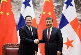Resultado de imagen para panama y china