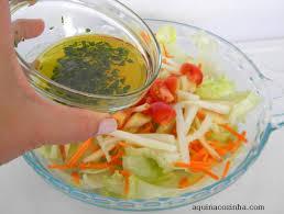 Image result for Molho para Salada