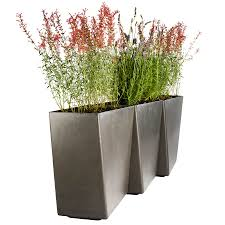 outdoor planter twista tall contemporary inch modern outdoor