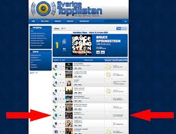 Swedish Charts Sultans Of Sin Hits The Swedish Charts Dynazty