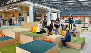 airbnb office london. Open Space To Collaborate At The Office. - Airbnb San Francisco, CA ( Airbnb Office London