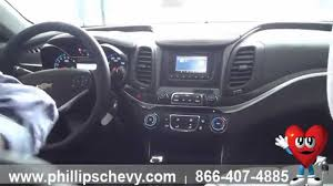 2015 chevy impala interior. Fine Impala 2015 Chevy Impala LS  Interior Features Phillips Chevrolet Chicago  Dealership New Car Sales YouTube For I