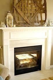 white fireplace mantel shelf uk makeover living rich on