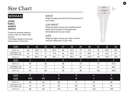 Size Chart For Womens Jeans 12 Benefits Of True Religion
