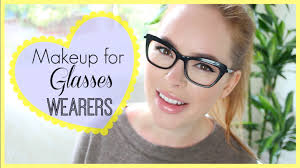 everyday makeup for gles wearers ad tanya burr