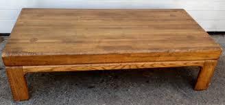 luxury rectangular solid wood coffee table oak dark square tables uk vintage w