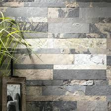 aspect x slate l stick mosaic tile in medley reviews and glass wall tiles australia