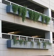 t wilshire box hanging planters