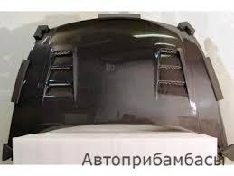 Купить Honda Civic (06-) <b>капот карбоновый с воздухозаборником</b> ...