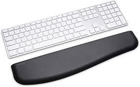 <b>Kensington</b> K52800WW <b>ErgoSoft</b> Wrist Rest for Slim Keyboards, Black