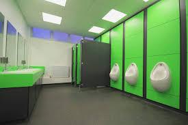 school bathroom door. [Bathroom Space] Interior Bathroom Modern School. Simple School Home Design Great Door