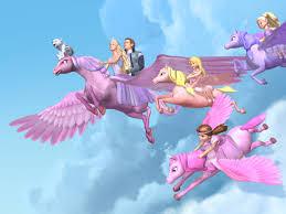 Barbie And The Magic Of Pegasus Wand Of Light Barbie And The Magic Of Pegasus Wenlock Radiodiffusion